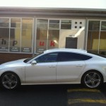 Audi A7 Remapped by BHP UK