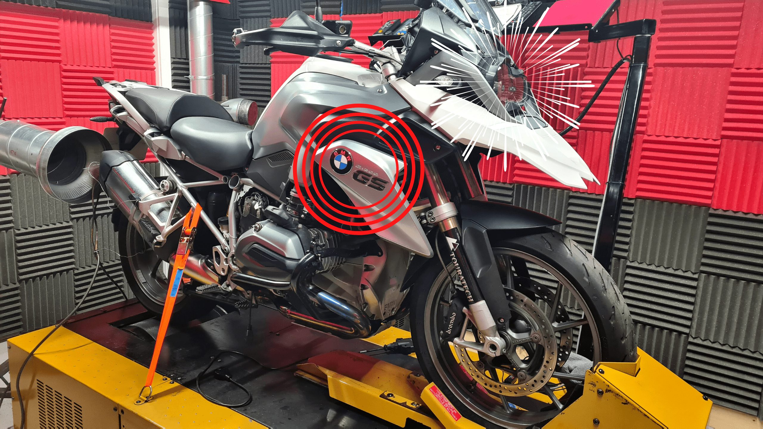 Motorcycle Remaps ENGINE TUNING  BMW R1200 GS Remapping